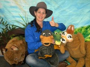Ricky Possum and Friends